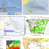 【台風情報】『非常に強い』台風26号は10月末には沖縄地方に接近!本州への上陸はある!?気象庁・米軍・ヨーロッパ・韓国・NOAAの進路予想は?台風のたまごも!