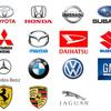 【youtube】車の企業ロゴを集めた動画を作ってみました。
