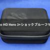 GoPro HD Hero 3+ショックプルーフケース