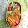 #334 鶏の照り焼き丼弁当