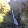 紅葉の称名滝とカレーのプモ・リ、立山サンダーバードも