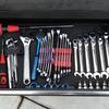 【バイクネタ】【工具】バイク専用というか簡単に取り出せる工具箱作ったので紹介