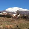 歩き旅のスケッチ28・・・中山道、追分宿から軽井沢宿へ