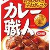 グリコ カレー職人【中辛】特製あめ色玉ねぎのコク
