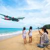 ハイシーズン到来、飛行機写真到来です。