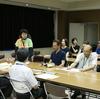 平和行進の一行が福島県に核兵器廃絶の要請行動