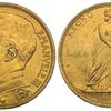 イタリア1912年ヴィットリオ エマヌエレ3世100リレ金貨PCGS MS63