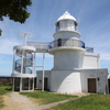 紀伊大島に建つ樫野埼灯台
