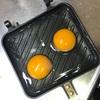 【朝ごはん】手抜き!かつボリューミーで洗い物は少!なトーストで朝食を