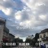 30kmの壁・脚攣り対策【仕上げ期4-2-1】ビルドアップ距離走・トレーニング記録