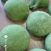 『季節の和菓子 草だんご・・・』