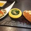 【ディナー】美味しいカニは大半息子に取られた・・・【黒崎】