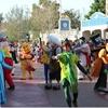 年越しWDW その12 マジックキングダム Mickey's Once Upon a Christmas Parade