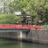 [寺社]  東海道品川宿(6-5) 南北の天王さま 荏原神社、品川神社。