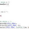 NVIC_SetVectorについて