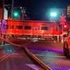【任天堂3DS・バチカン】米国ニューヨークで、800人乗りの列車を含む2本が車と衝突、2輌が脱線して3人が死亡、9人負傷【swicth・米国星条旗】