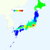 Minimum Wage by Prefecture, in Japan, 2015