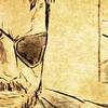【イラスト】円環を閉じたメタルギア>眼帯が逆の理由:鏡の中のスネーク【MGS】