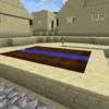 【MinecraftPC版】Part49 砂漠の村にもう一軒