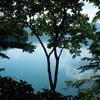 【自転車旅】【長野】少年と青木湖
