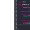 swiftでUIとサンプルコードを動かしてみた
