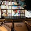 グランドピアノ収録に使用したマイク&スタンド&モニターヘッドホン周辺機器