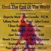 本日のBGM/Until The End Of The World - Wim Wenders - soundtrack