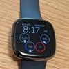 【Fitbit Sense】実際に6日間使ってみてバッテリー持ちを調べてみた。