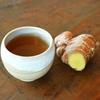 砂糖なしの低カロリーな生姜湯です
