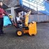 ハイガーの除雪機のメンテナンス方法は⁉長く付き合うために意外と大切にしたいこと!