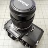 Ai Nikkor 105mm F2.5S <SIC>