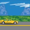 タクシー無人乗車で8時間の旅!横浜~鳥取砂丘までって!
