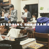 VLOG|ONE DAY『テスト勉強中』