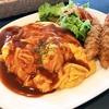 横浜デート♡ MARINE & WALKのクロワッサンと山手の老舗洋食屋さんでトロトロデミオムライス。