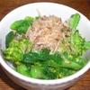春の野菜の料理
