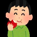 りんごアレルギーのmy STory