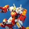 ROBOT魂 SIDE MS エクストリームガンダム(Type-レオス) ゼノン・フェース