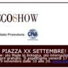 今週末 ボローニャでチョコレートショーCIOCCOSHOW&手工芸見本市IL MONDO CREATIVO開催