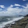 湘南海岸 江ノ島でランチ 鎌倉からレンタサイクル