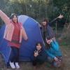 『冬の三宅島キャンプ』開催報告