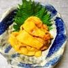 地元の海の幸と沖縄の未知の果物