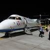 2018/10 クロアチア航空OU445便 ビジネスクラス(+空港から街中心部へのアクセス)
