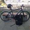 Mission WorkshopのTHE FITZROYを自転車通勤で使ってます。