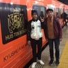 ビマとバガスの長崎卒業旅行