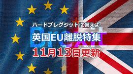 「英総選挙 保守党有利でポンドじわり上昇」ハードブレグジットに備えよ!英国EU離脱特集