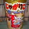 【新商品】モンストコラボ!! じゃがりこ肉の十字レーザー味Lサイズ