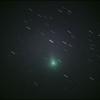 月光の下でシュッ 2019Y1 ATLAS彗星 4/29