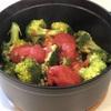 アクアパッツァ&ひじきの煮物