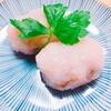 もち米から作る関西風桜餅🌸