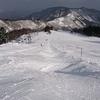 雪山遊び9日目/ハチ北でフリースタイルボード🏂
